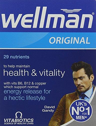 Vitabiotics Wellman Original, 30 Tablets