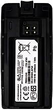 Teseko PMNN4434/A Two-Way Radio Battery 2200mAh Li-ion 3.7V Battery Compatible for Motorola RMU2040 RMU2080 RMU2080D RMV20...
