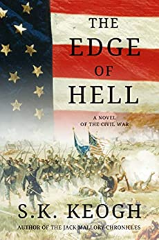 The Edge of Hell by [S.K. Keogh]