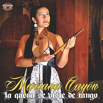 La Quena Se Viste de Tango