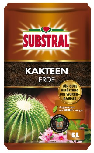 Substral Kakteenerde - 5 l