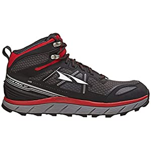 ALTRA Men's Lone Peak 3 Mid Neo Running Shoe, Color: Red, Size: 9, Width: D (A1653MID-2-090-D)