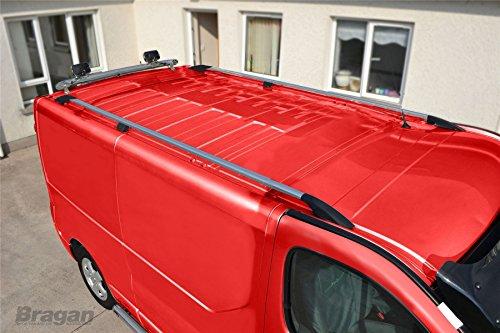 0214Opel/Vauxhall VIVARO SWB Dachreling Rack Bars