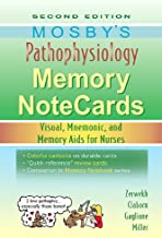 pathophysiology memory notecards