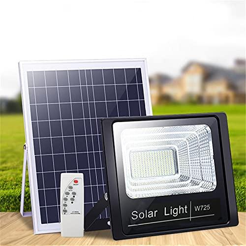 YROD LIGHT Foco Solar Led Exterior Impermeable,Luces Solares Jardin 39, 79, 120, 179 Perlas De Lámpara,Super Brillante De Alta Potencia Lamparas Solares con Sensor De...