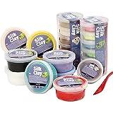 Silk Clay®, Colores Asstd, 22 Tinas