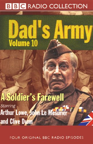 Dad's Army, Volume 10 audiobook cover art