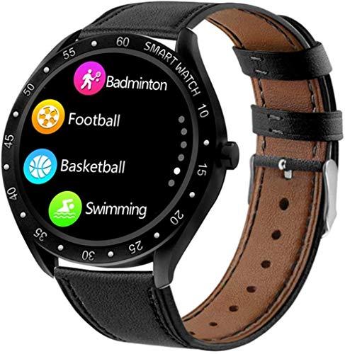Deportes de doble zona horaria pantalla a color reloj inteligente masculino y femenino reloj inteligente impermeable GPS Bluetooth WIFI reloj inteligente