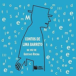 Contos de Lima Barreto [Tales of Lima Barreto] cover art