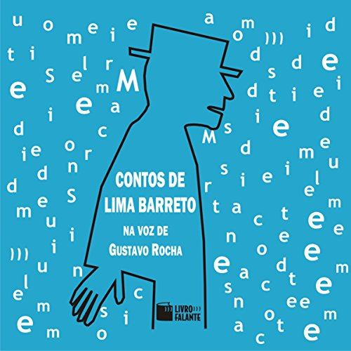 Contos de Lima Barreto [Tales of Lima Barreto] audiobook cover art