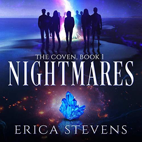 Nightmares audiobook cover art