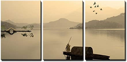 wall26 - Chinese Landscape Painting - Canvas Art Wall Decor - 24