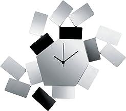 ساعة حائط من اليسي MT19 ستانزا شيروكو ، فضي