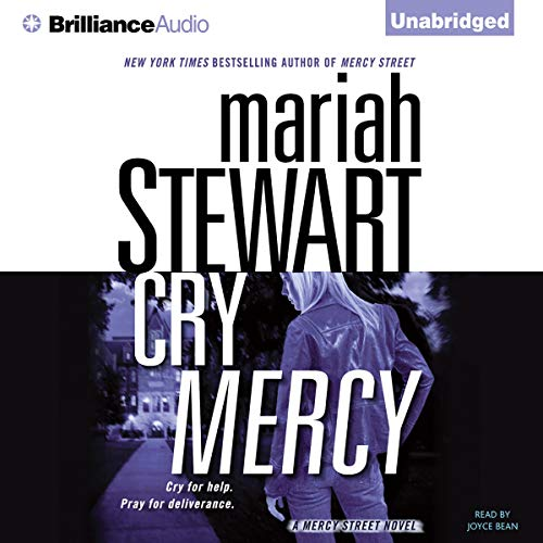 Cry Mercy Audiobook By Mariah Stewart cover art