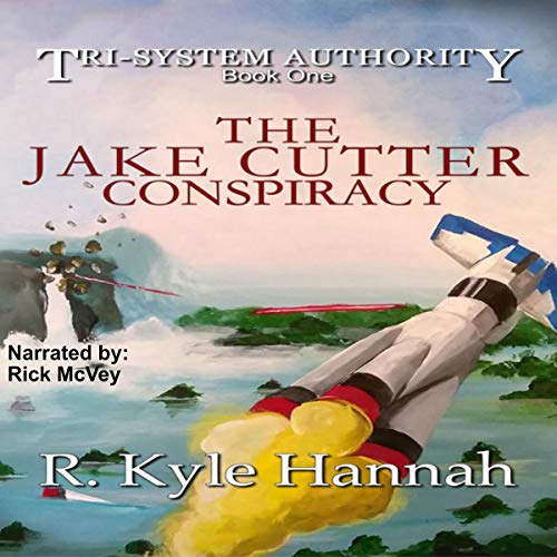 The Jake Cutter Conspiracy  By  cover art