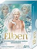 SET - Elben - Weisheiten aus einer anderen Dimension - 43 Karten mit Begleitbuch