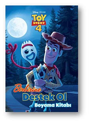 Dısney Toy Story 4 - Birbirine Destek Ol Boyama Kitabı