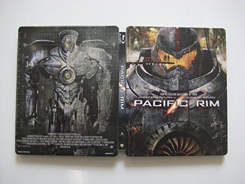 Pacific Rim (Steelbook) [Limited Edition]  (2 Blu-rays]