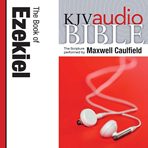Pure Voice Audio Bible - King James Version, KJV: (21) Ezekiel audiobook cover art