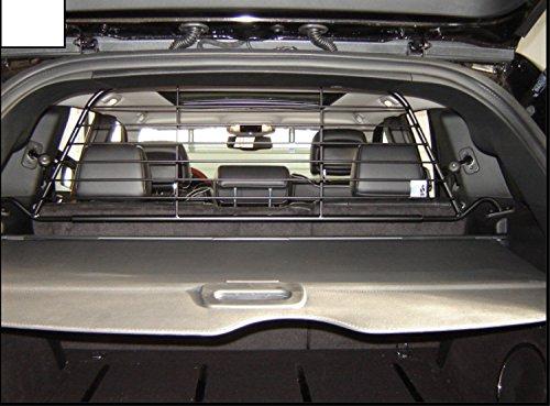 Kleinmetall Masterline passend für Chrysler Jeep Grand Cherokee (Typ WK2) passgenaues Trenngitter/Hundegitter/Gepäckgitter