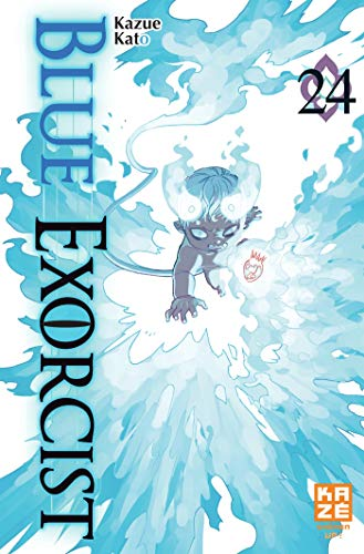 Blue Exorcist Edition simple Tome 24