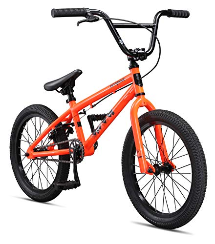 Mongoose Stun Boy's BMX Bike with Training Wheels