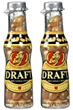 Jelly Belly Draft Beer Jelly Beans 1.5 Ounce Bottle (Pack of 2)