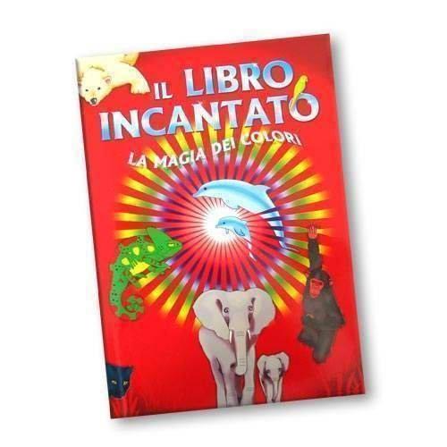 SOLOMAGIA Il Libro incantato (Animali) - Piccolo - Magia per Bambini - Giochi di Prestigio e Magia