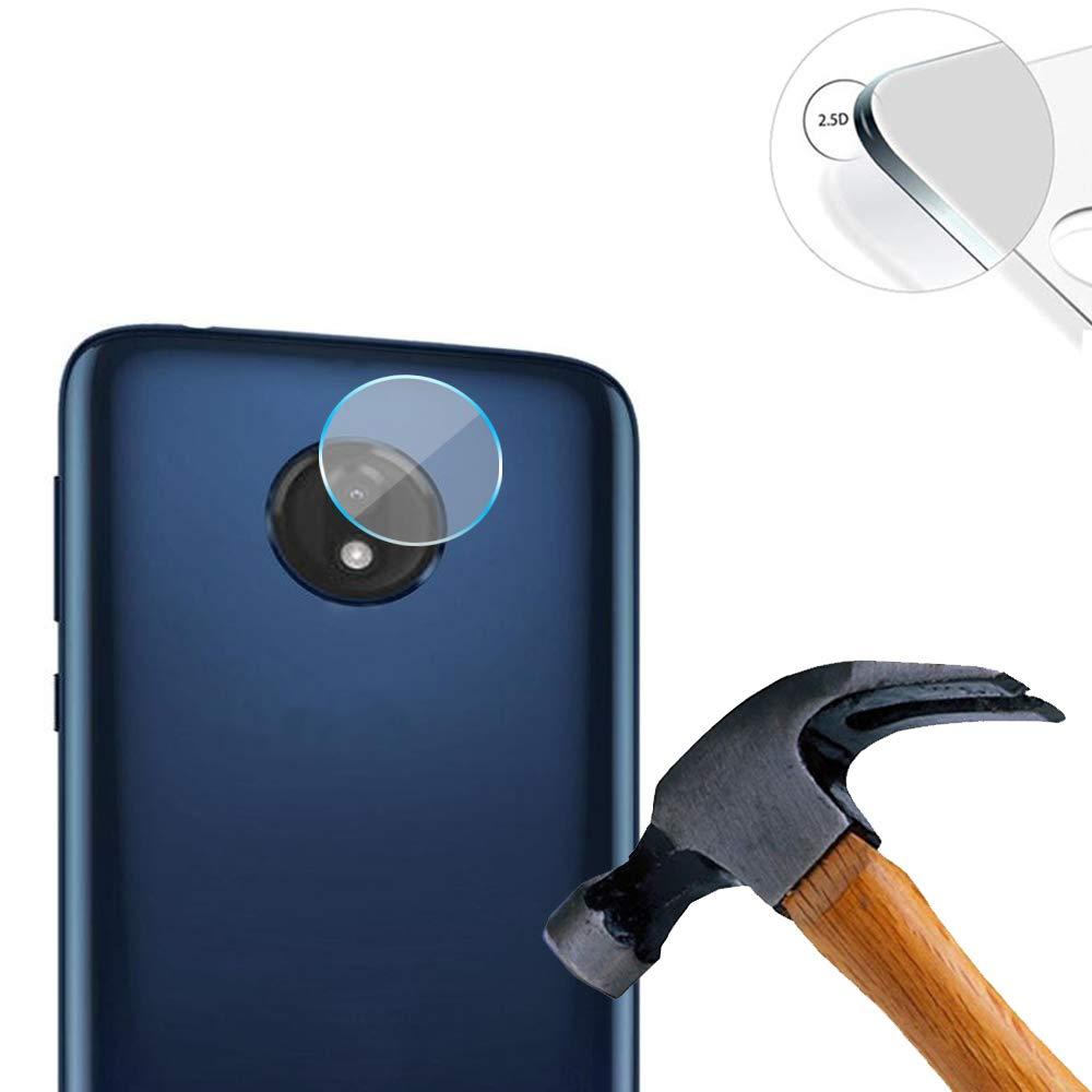 Lusee 2 x Pack Protector de Lente Cámara para Motorola Moto G7 ...