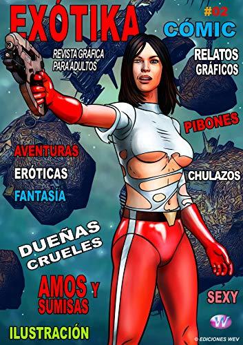 Exótika 2: Revista Gráfica para Adultos (Exotika) de Kiko Feria