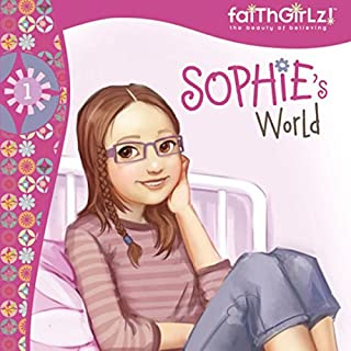 Sophie's World audiobook cover art