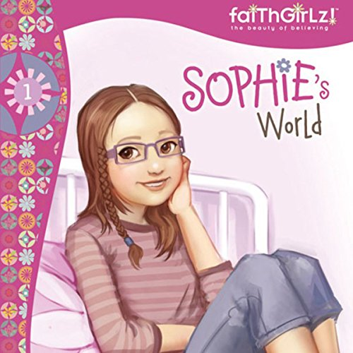 Sophie's World     Faithgirlz!, Book 1              By:                                                                                                                                 Nancy Rue                               Narrated by:                                                                                                                                 Judy Young                      Length: 3 hrs and 21 mins     1 rating     Overall 2.0