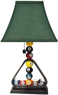 WYBFZTT-188 Billardtisch Lampe, Schlafzimmer Nachtnachtlicht, Art Wohnzimmer-Dekoration Dimmbare
