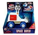 Astro Venture Space Rover Toy for Kids - Space Exploration Vehicle with Astronaut Figure and Open Compartments - Fun Toy for Any Outer Space Mission & Adventure