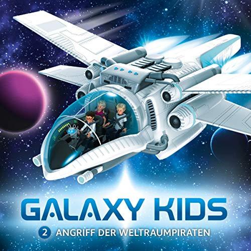 Angriff der Weltraumpiraten cover art