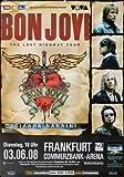 Bon Jovi - Lost Highyway, Frankfurt 2008 »