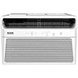 Emerson Quiet Kool Electronic Window Air Conditioner, 12,000 Btu 115V, Energy Star Certified, With LED display and Remote Control, EARC12RE1H, 14.600, White