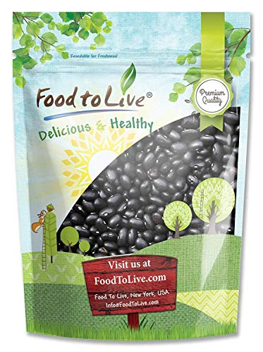 Black Turtle Beans, 1 Pound - Dried, Bulk, Kosher