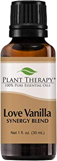 Plant Therapy Love Vanilla Synergy Essential Oil 30 mL (1 oz) 100% Pure, Undiluted, Therapeutic Grade