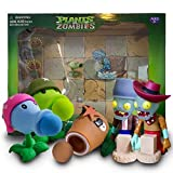 TimesFriend Plants Vs Zombies Gift Box: Heavy Peashooter, Snowpea, Coconut Cannon