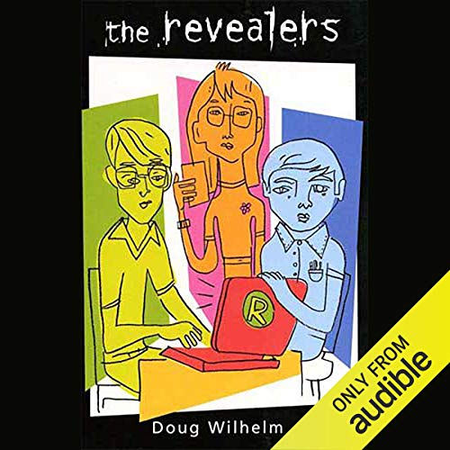 The Revealers audiobook cover art