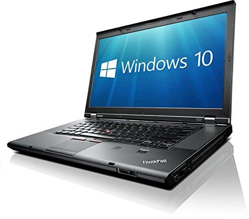 Lenovo ThinkPad T530 15.6In Core I7-3520M 8 GB 240 GB DVDRW Ssd WiFi Windows 10 Professional de 64 bits PC portátil (Actualizado)
