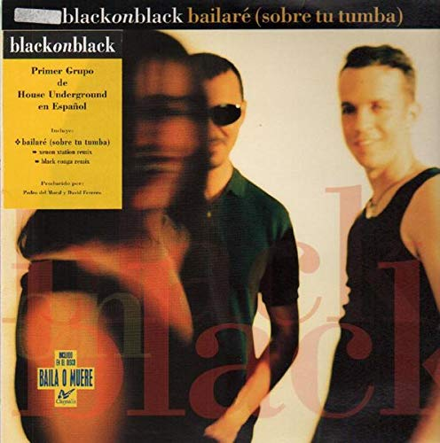 Bailaré (sobre tu tumba; 4 versions, 1994) / Vinyl Maxi Single [Vinyl 12'']