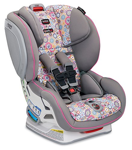 Britax USA Advocate ClickTight Convertible Car Seat, Limelight
