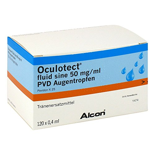 OCULOTECT fluid sine PVD Augentropfen 120X0.4 ml