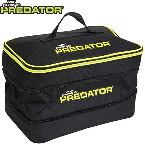 Fox Rage Predator Deadbait Bag - Ködertasche für Köderfische, Angeltasche für Hechtköder, Kühltasche für Deadbaits, Tackletasche