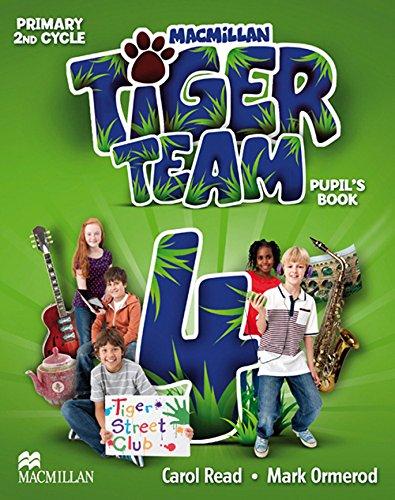 TIGER 4 Pb 2014 - 9780230476332