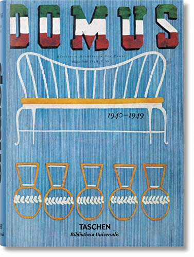 domus 1940s: BU (Bibliotheca Universalis)