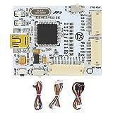 mumisuto Gamepad Repair Tool, TX JR Programmer V2 para Xbox 360 Game Console Juego de Herramientas de reparación de Cables de Placa Base, Compatible con CoolRunners Inc, Phat y Slim