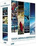 Coffret Yann Arthus-Bertrand-Planète Océan + La Soif du Monde + Home + Méditerranée, Notre mer à Tous